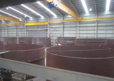 Centennial Coal, Newstan Ventilation Shaft – Abergeldie, 2012 – 2013