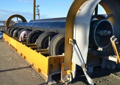 Arthurs Supply Pipeline – Minmetals Pty Ltd, 2013